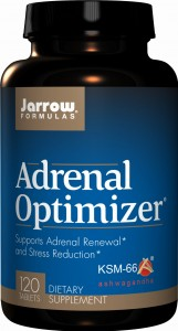 JARROW Adrenal Optimizer (120 tab)