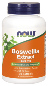 NOW Foods Boswellia Serrata Ekstrakt 500mg (90 kap)