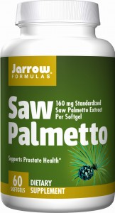 JARROW Saw Palmetto extract (60 kap)
