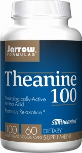 JARROW Theanine 100 100mg (60 kap)