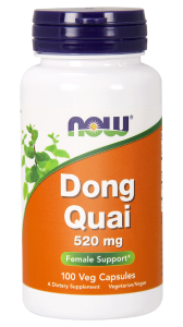 NOW Foods DONG QUAI 520 MG (100kap)
