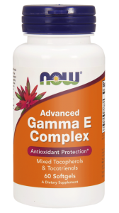 NOW Foods Gamma E Complex (120 kap)