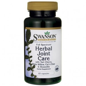 Swanson FS Herbal Joint Care (60 kap)(data do 31,11,2020r )