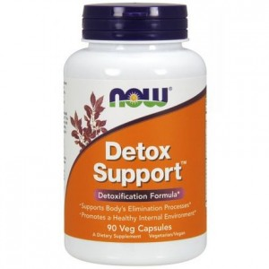 Now foods  detox  support( 90kap)