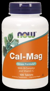 NOW Foods Cal-Mag  (100 tab)