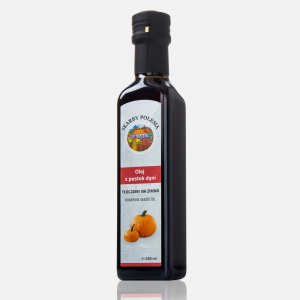 India Olej z pestek dyni 250 ml