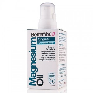 BetterYouOlejek Magnezowy Original Spray 100ml