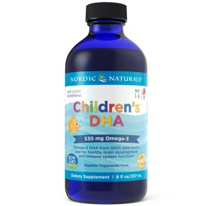Nordic Naturals CHILDREN'S DHA (237 ml)