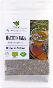 Ecoblik Macierzanka EKO 50g (data do 04,2021r)