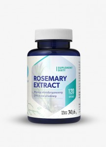 Hepatica Rosemary Extract Rozmaryn (120 kap)
