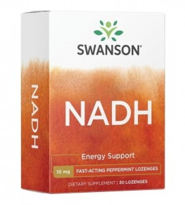 Swanson Fast-Acting NADH 10mg - (30 tab)