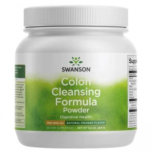 Swanson Colon Cleansing Formula 268g