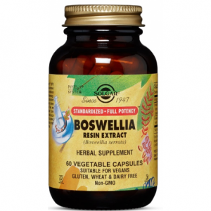 Solgar Boswellia Resin Extract 420 mg (60 kap)