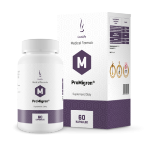 DuoLife Medical Formula ProMigren - (60 kap)(data do 31,04,2021r)