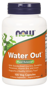 Now Foods Water Out™ (100 kap)