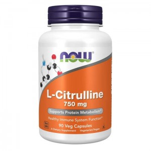 Now Foods L-Citrulline (90 kap)