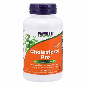 Now Foods Cholesterol Pro™ (120 tab)
