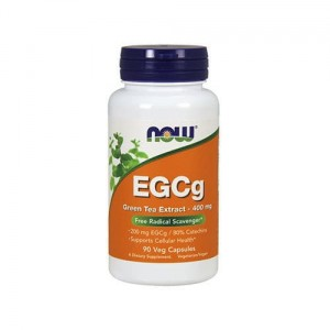 NOW EGCg Green Tea Extract 400mg ( 90 kap)