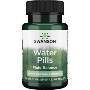 Swanson Water Pills (120 tab)