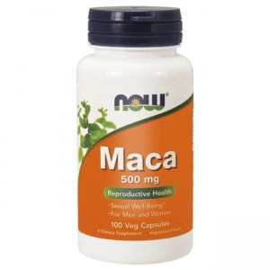 Now Foods Maca 500mg - (100 kap)